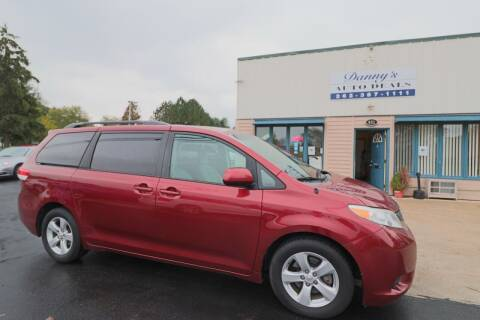 2012 Toyota Sienna for sale at Danny's Auto Deals in Grafton WI