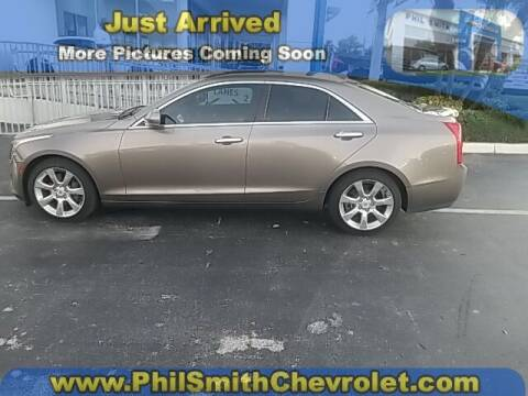 2014 Cadillac ATS for sale at PHIL SMITH AUTOMOTIVE GROUP - Phil Smith Chevrolet in Lauderhill FL