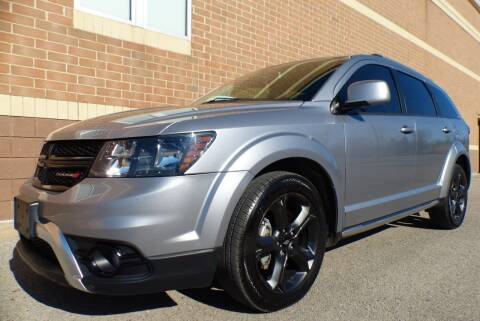 2018 Dodge Journey for sale at Macomb Automotive Group in New Haven MI