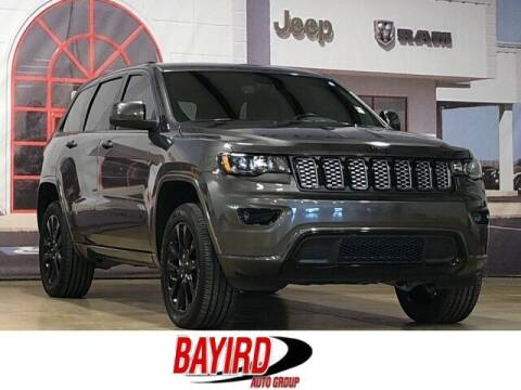 2020 Jeep Grand Cherokee for sale at Bayird Truck Center in Paragould AR