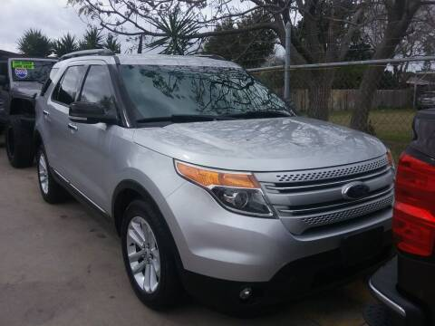 2014 Ford Explorer for sale at Express AutoPlex in Brownsville TX