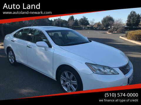 2008 Lexus ES 350 for sale at Auto Land in Newark CA