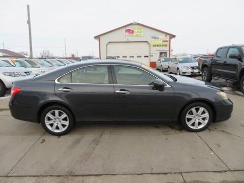 2007 Lexus ES 350 for sale at Jefferson St Motors in Waterloo IA