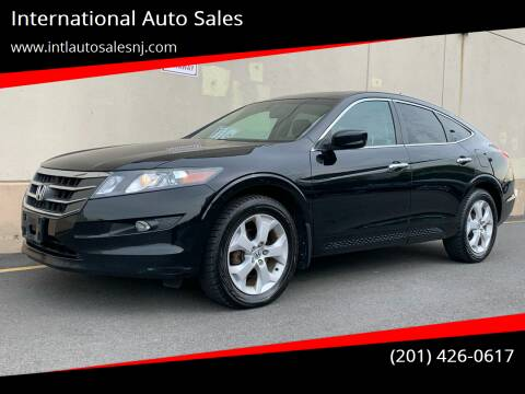 2012 Honda Crosstour for sale at International Auto Sales in Hasbrouck Heights NJ