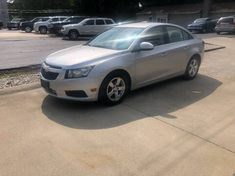 2014 Chevrolet Cruze for sale at Butler's Automotive in Henderson KY