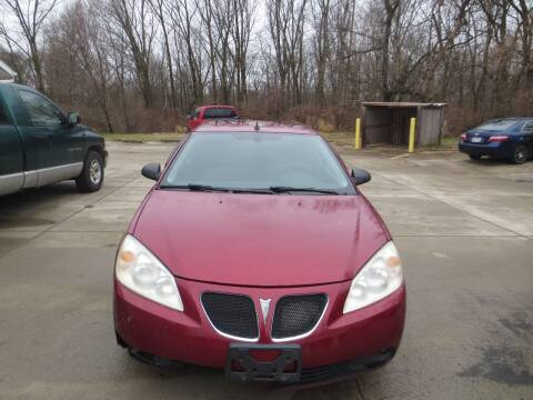 2009 Pontiac G6 for sale at B & T Auto Sales & Repair in Columbus OH