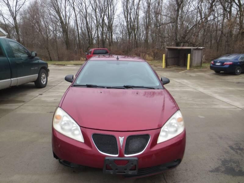 2009 Pontiac G6 for sale at B & T Auto Sales & Repair in Columbus OH