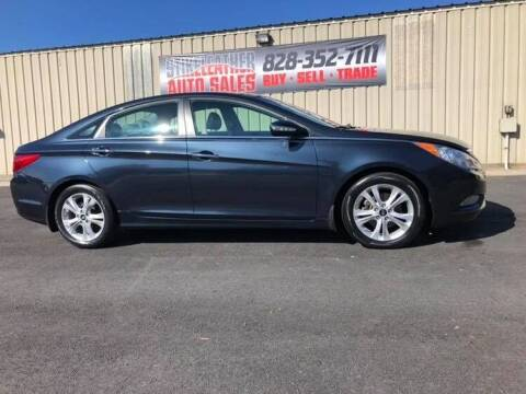 2013 Hyundai Sonata for sale at Stikeleather Auto Sales in Taylorsville NC