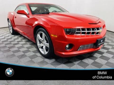 2010 Chevrolet Camaro for sale at Preowned of Columbia in Columbia MO