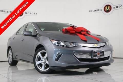 2018 Chevrolet Volt for sale at INDY'S UNLIMITED MOTORS - UNLIMITED MOTORS in Westfield IN