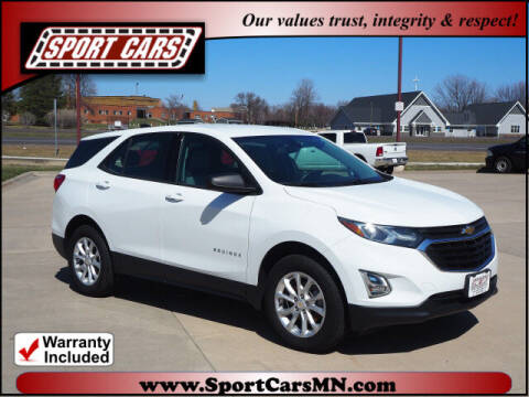 2018 Chevrolet Equinox for sale at SPORT CARS in Norwood MN