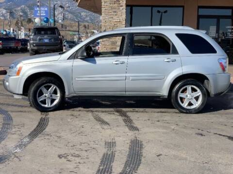 2005 Chevrolet Equinox for sale at Lakeside Auto Brokers Inc. in Colorado Springs CO