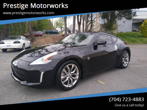 2013 Nissan 370Z for sale at Prestige Motorworks in Concord NC