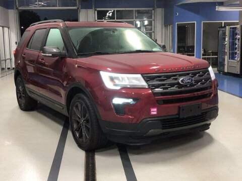 2018 Ford Explorer for sale at Simply Better Auto in Troy NY