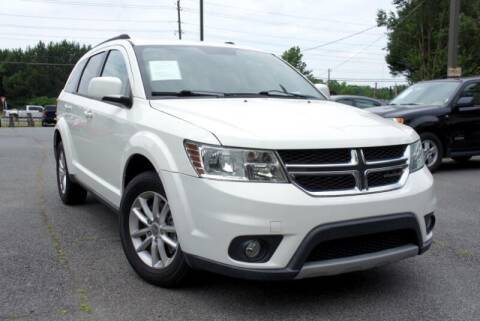 2013 Dodge Journey for sale at CU Carfinders in Norcross GA