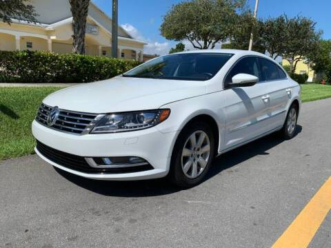 2016 Volkswagen CC for sale at GTR Motors in Davie FL