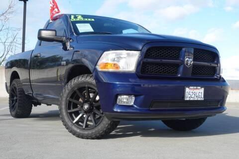 2012 RAM Ram Pickup 1500 for sale at BAY AREA CAR SALES in San Jose CA