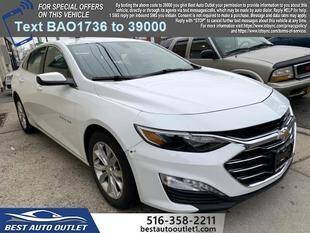 2019 Chevrolet Malibu for sale at Best Auto Outlet in Floral Park NY