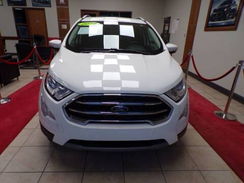 2019 Ford EcoSport for sale at Adams Auto Group Inc. in Charlotte NC