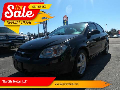 2010 Chevrolet Cobalt for sale at StarCity Motors LLC in Garden City ID