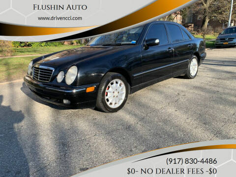 2001 Mercedes-Benz E-Class for sale at FLUSHIN AUTO in Flushing NY