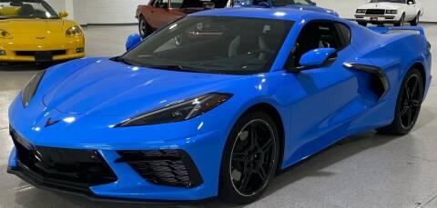 2021 Chevrolet Corvette for sale at Hamilton Automotive in North Huntingdon PA