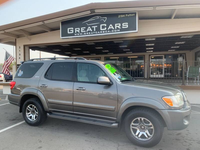 2006 Toyota Sequoia for sale at Great Cars in Sacramento CA