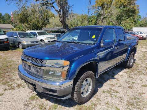 2006 Chevrolet Colorado for sale at Advance Import in Tampa FL