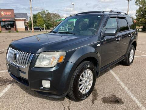 2009 Mercury Mariner for sale at Borderline Auto Sales in Loveland OH