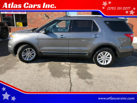2012 Ford Explorer for sale at Atlas Cars Inc. in Radcliff KY