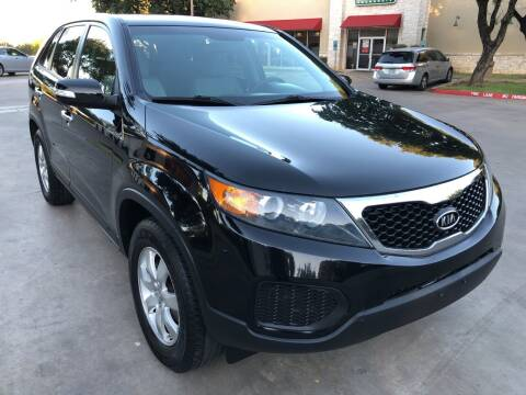 2013 Kia Sorento for sale at PRESTIGE AUTOPLEX LLC in Austin TX