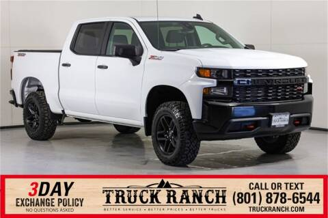 2021 Chevrolet Silverado 1500 for sale at Truck Ranch in American Fork UT