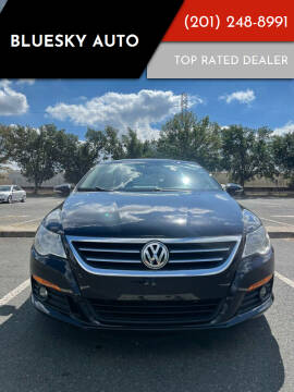2010 Volkswagen CC for sale at Bluesky Auto in Bound Brook NJ
