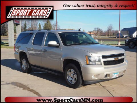 2007 Chevrolet Suburban for sale at SPORT CARS in Norwood MN