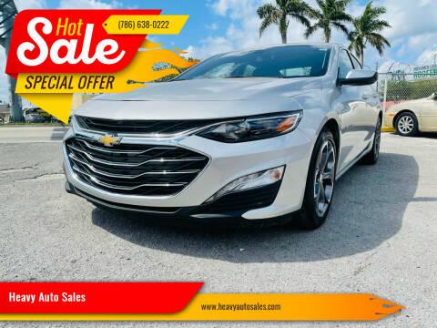 2020 Chevrolet Malibu for sale at Heavy Auto Sales in Miami FL