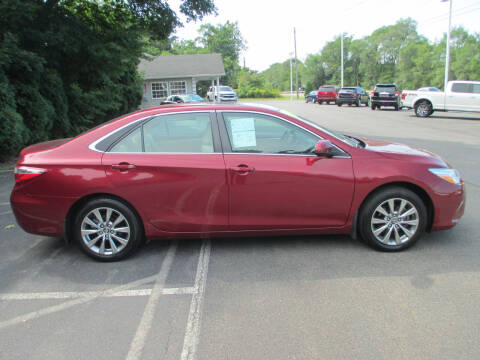 2017 Toyota Camry for sale at Feduke Auto Outlet in Vestal NY