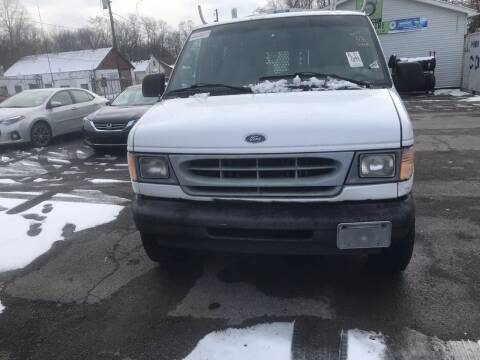 2002 Ford E-Series Cargo for sale at Stan's Auto Sales Inc in New Castle PA