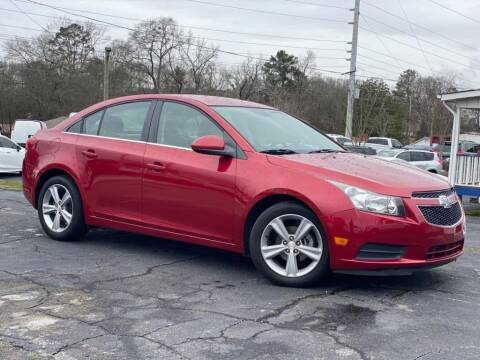 2014 Chevrolet Cruze for sale at Town Square Motors in Lawrenceville GA