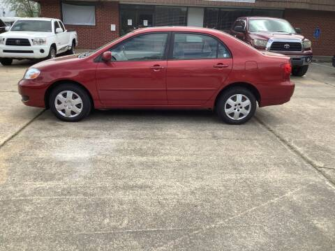 2006 Toyota Corolla for sale at A-1 Motors in Virginia Beach VA