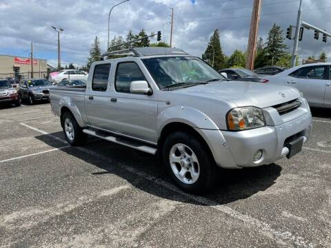 2004 Nissan Frontier for sale at KARMA AUTO SALES in Federal Way WA