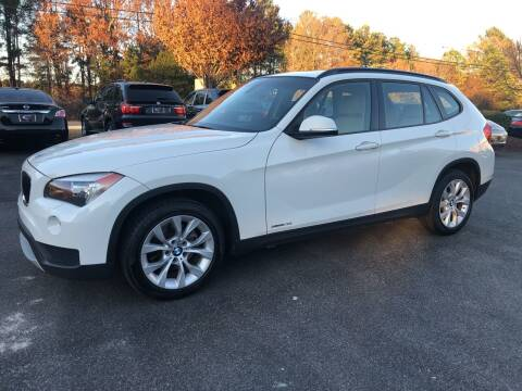 2014 BMW X1 for sale at European Performance in Raleigh NC
