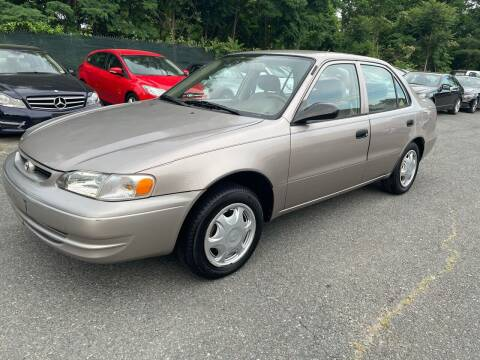 1999 Toyota Corolla for sale at Dream Auto Group in Dumfries VA