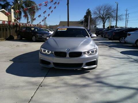 2014 BMW 4 Series for sale at Empire Auto Sales in Modesto CA