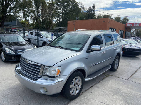 2008 Chrysler Aspen for sale at Kings Auto Group in Tampa FL