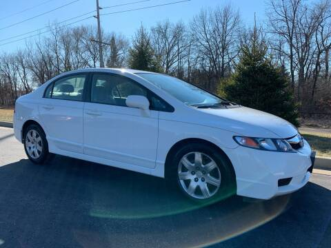 2010 Honda Civic for sale at Encore Auto in Niles MI