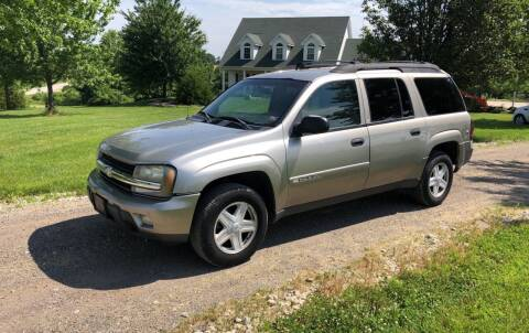 2003 Chevrolet TrailBlazer for sale at Ken's Auto Sales & Repairs in New Bloomfield MO