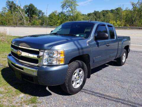 2009 Chevrolet Silverado 1500 for sale at Mackeys Autobarn in Bedford PA