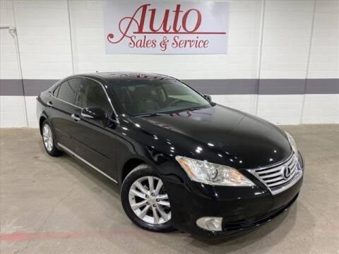 2012 Lexus ES 350 for sale at Auto Sales & Service Wholesale in Indianapolis IN