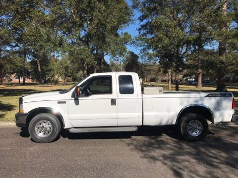2003 Ford F-250 Super Duty for sale at Import Auto Brokers Inc in Jacksonville FL