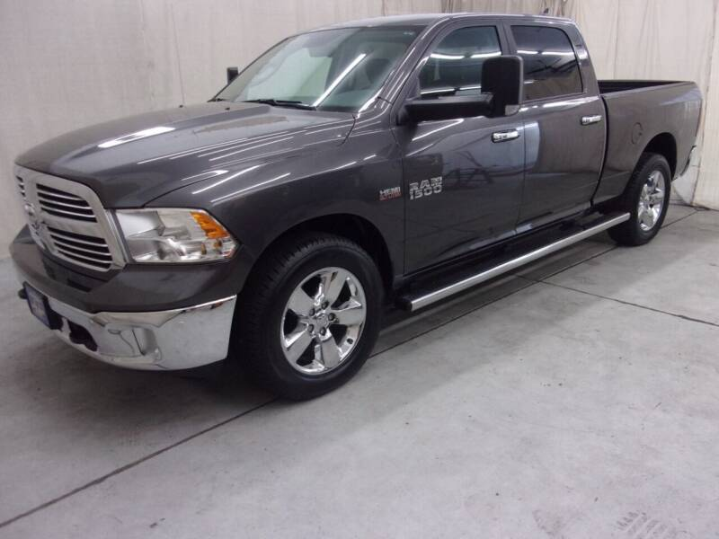 2018 RAM Ram Pickup 1500 for sale at Paquet Auto Sales in Madison OH